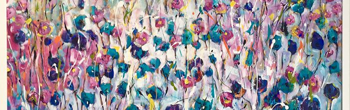 Wildflowers Series 5, 2016, SOLD