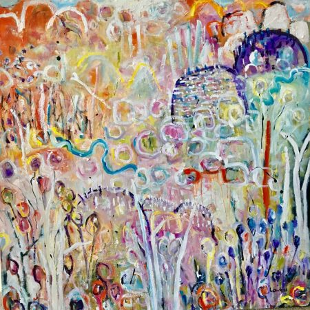 Wildflowers in the Hills – SOLD